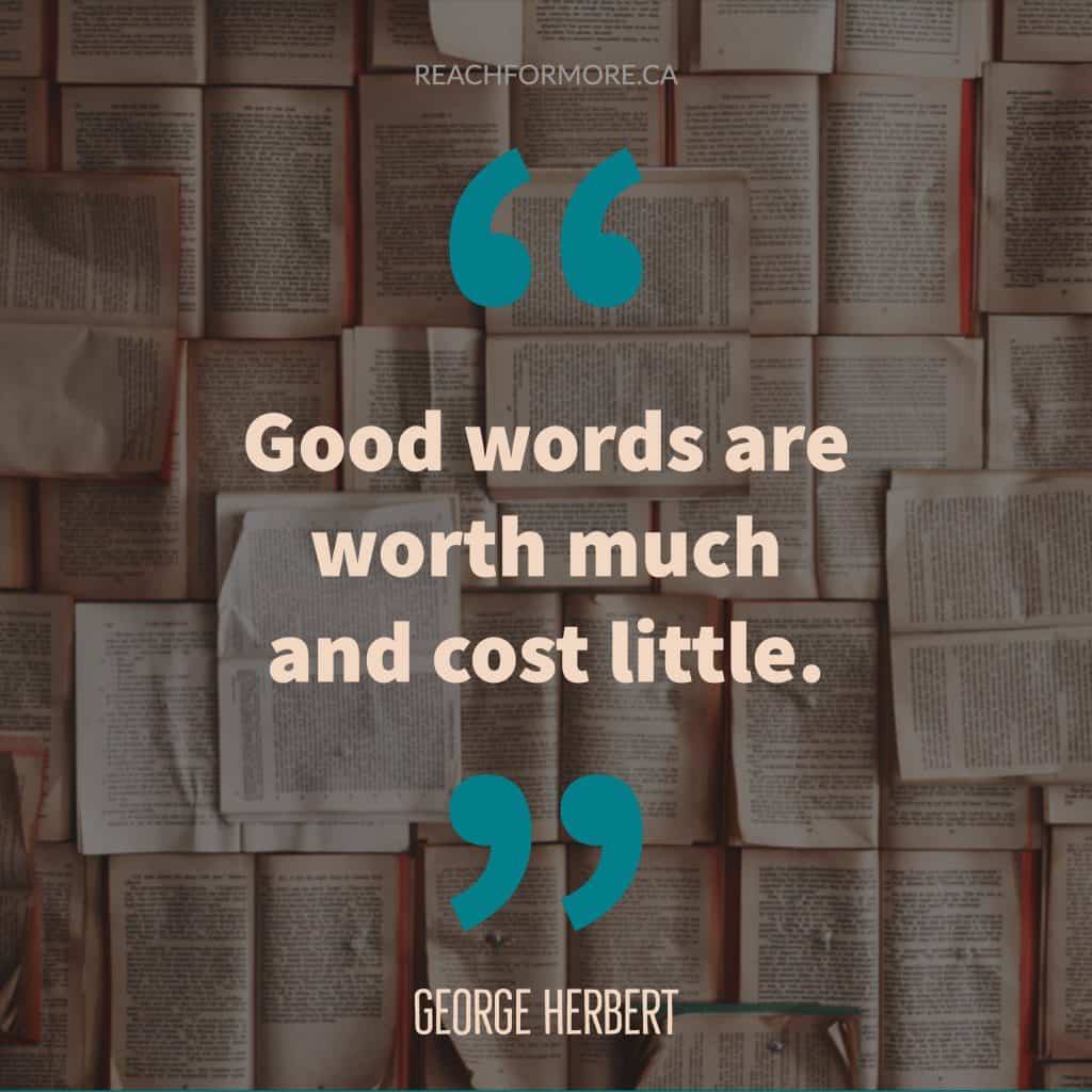 """""""Good words are worth much and cost little"""" - George Herbert The words you use are important - are you looking to reduce your debt or eliminate it completely?"""