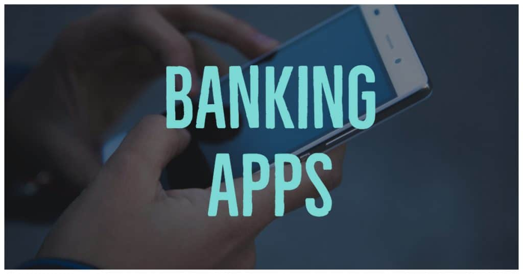 Check out these banking apps that will help you be intentional with your finances!   ABCs of Intentional Finance - A is for Apps