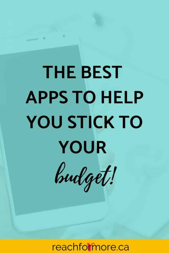 A is for Apps - A list of apps that will help you be intentional with your finances! Part 1 of our ABCs of Intentional Finance Series