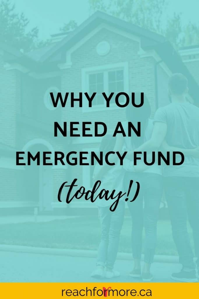 Why You Need An Emergency Fund (today!) - You cannot afford not to read this article! Protecting your family and your finances is the first step to financial freedom. Learn all the details of Emergency Funds, and grab a free tracker while you're at it!