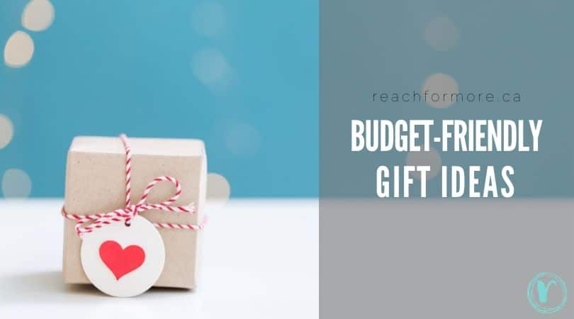 Check out these budget-friendly gift ideas to rock Christmas on a budget