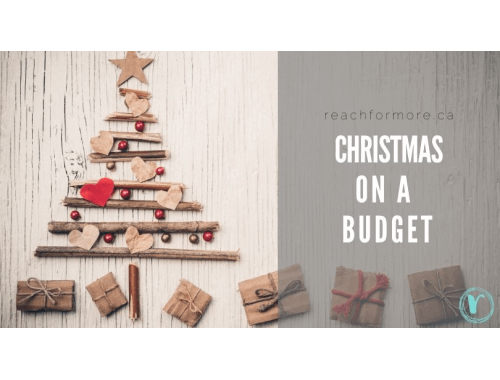 christmas on a budget - 6 questions to ask yourself for the jolliest christmas ever
