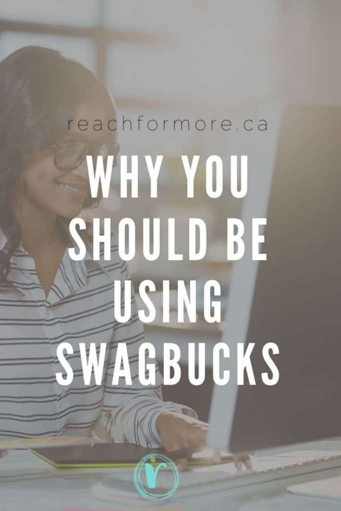 Sign up for swagbucks today!