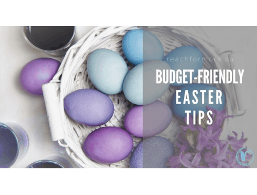Budget-Friendly Easter Tips