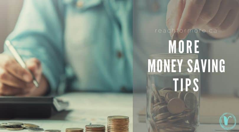 tips to save money that you don't want to miss!