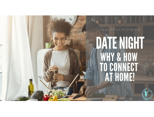 Date Night - Why and How to Connect at home for cheap!