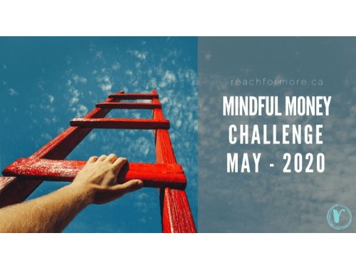 31 Day Mindful Money Challenge