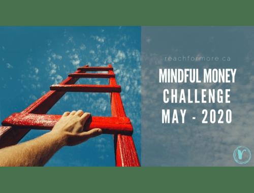 31 Day Mindful Money Challenge