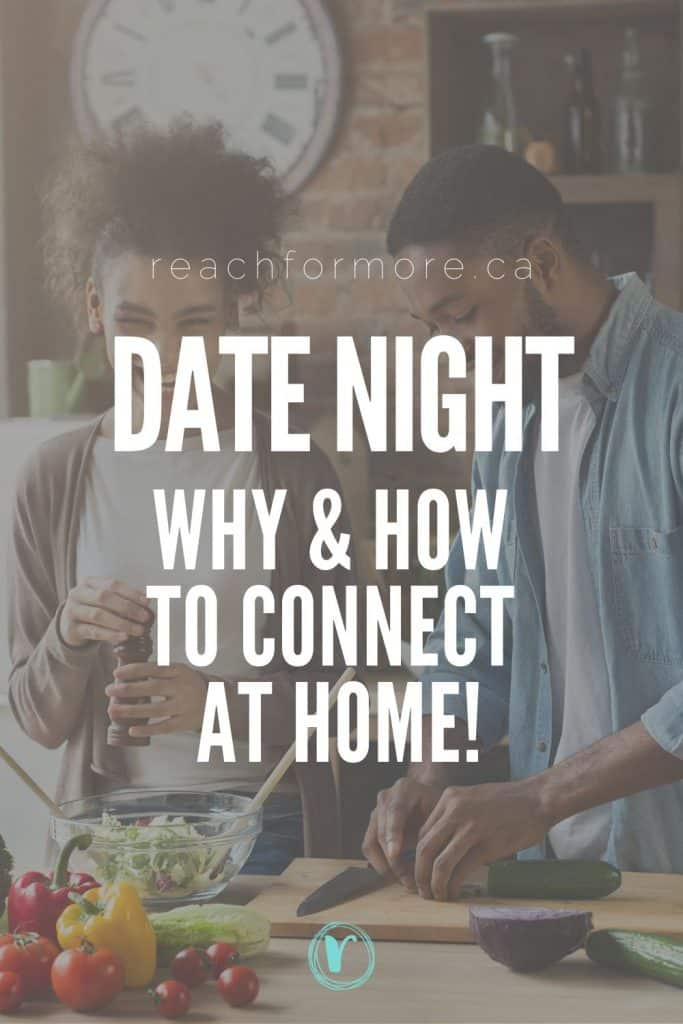 Date Night - Learn how to connect at home, for cheap!