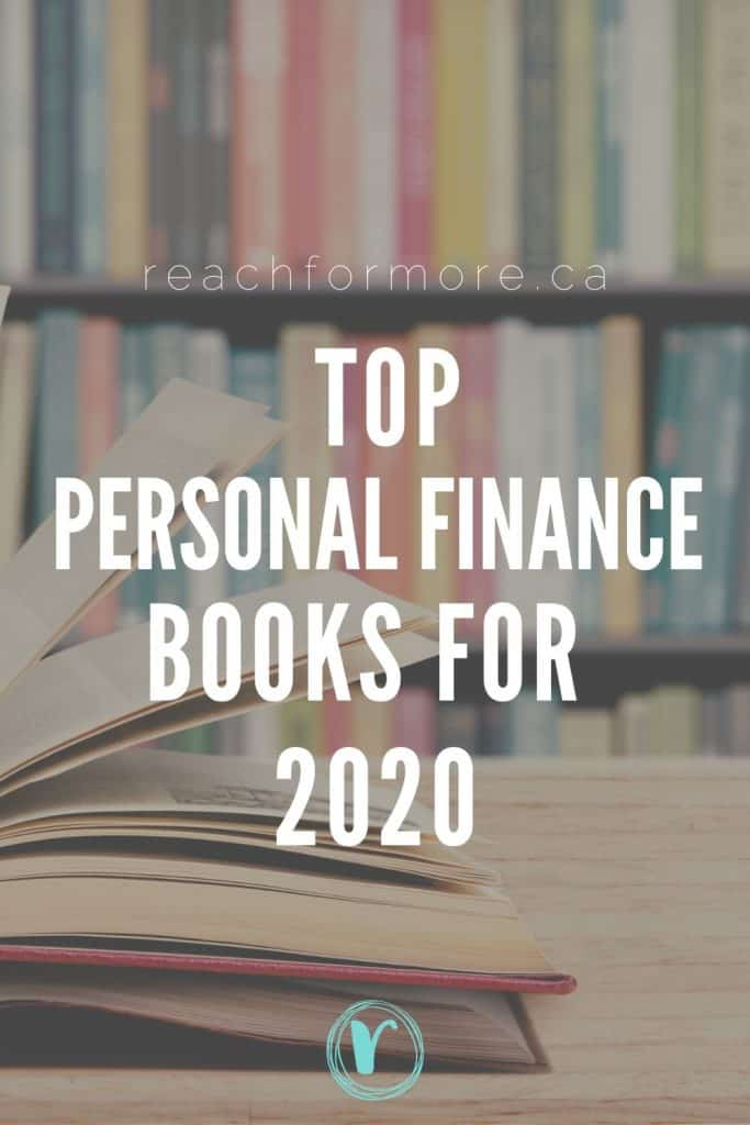 Top personal finance books for 2020