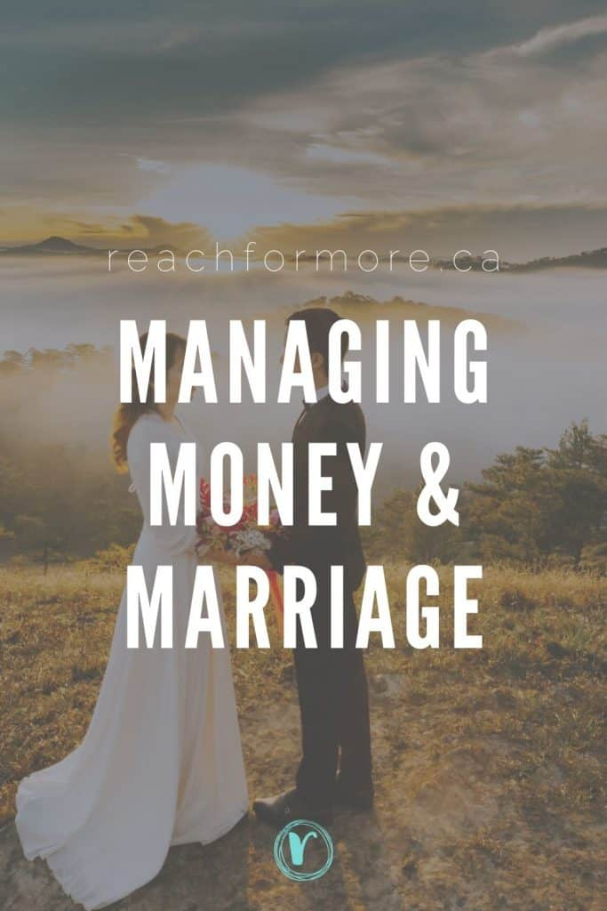 L is for Love - Managing Money and Marriage