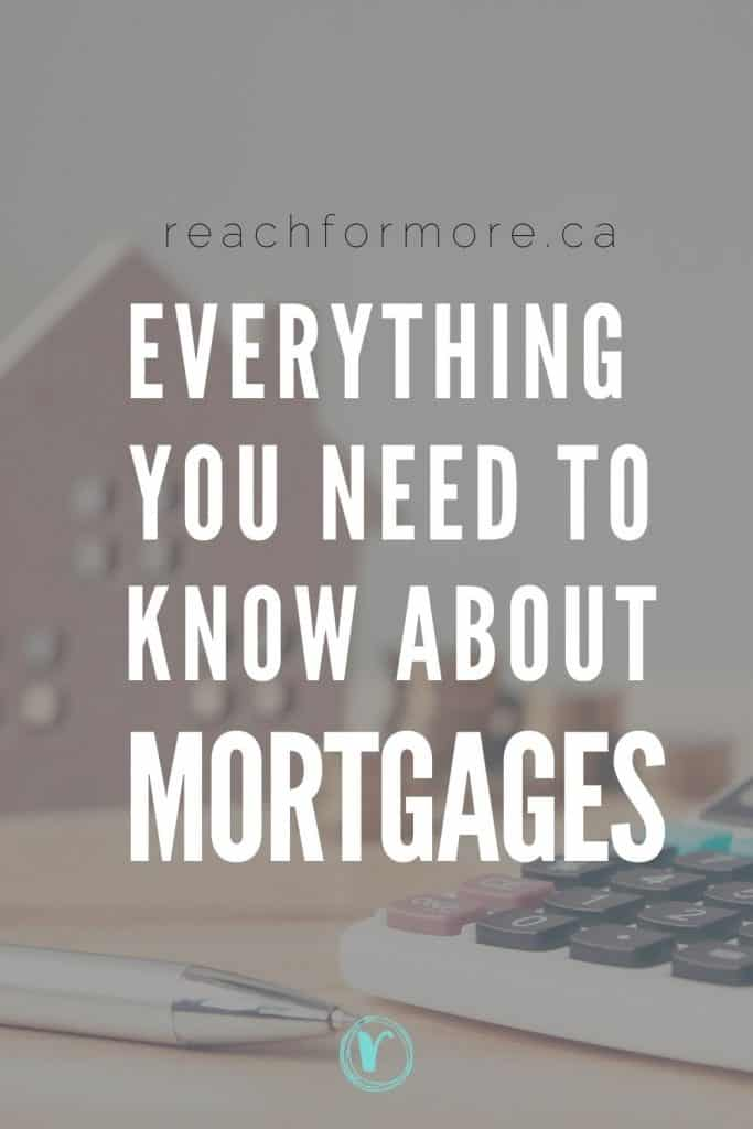 everything you need to know about mortgage rules in Canada