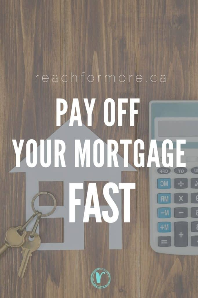 9 steps to pay off your mortgage fast
